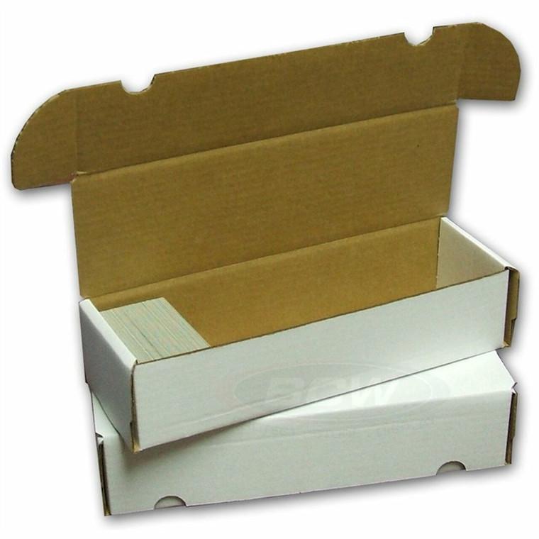 Cardboard - 660 Count Storage Box