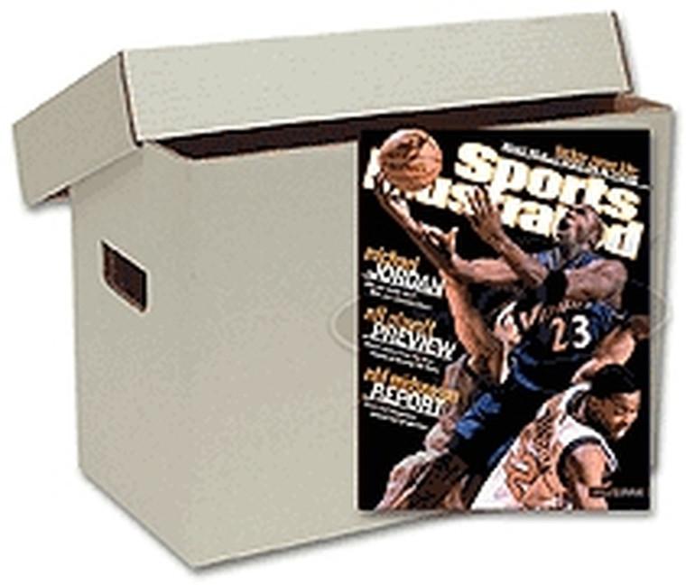 Magazine Storage Box