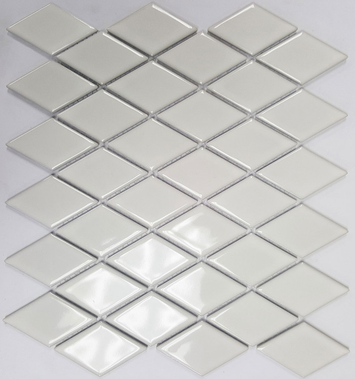 White Diamond Gloss Mosaic