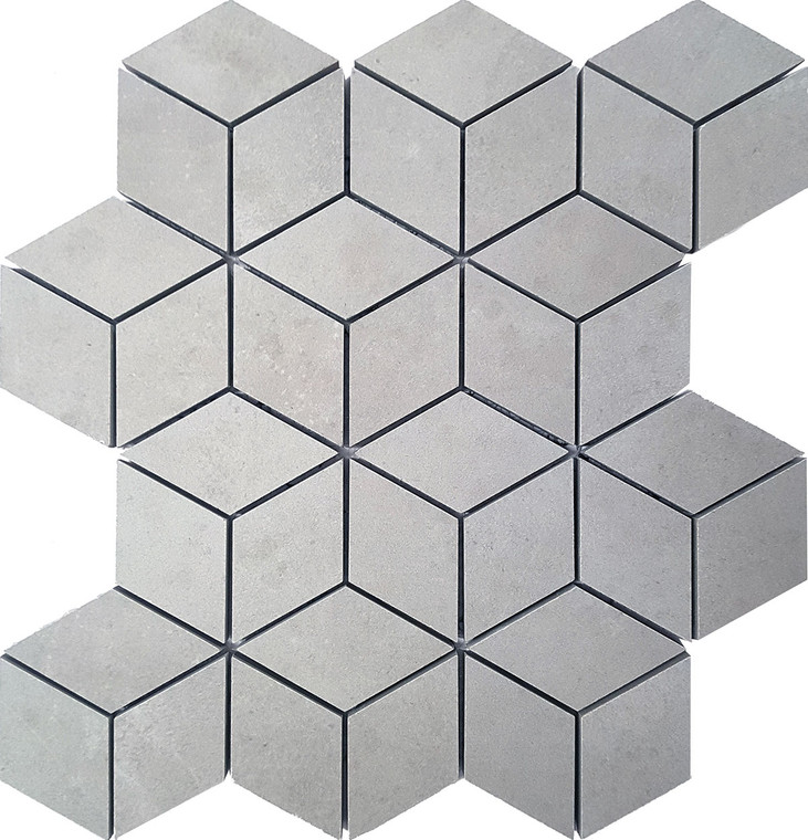 Vogue L.Grey Diamond Mosaic