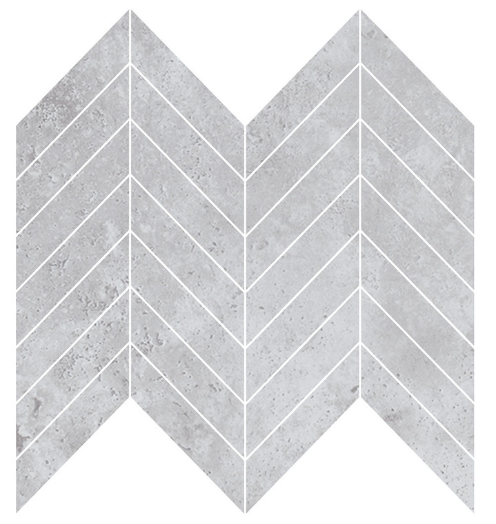Timeless Silver Arrow Mosaic
