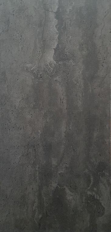 Wave Dark Grey Mat 30x60