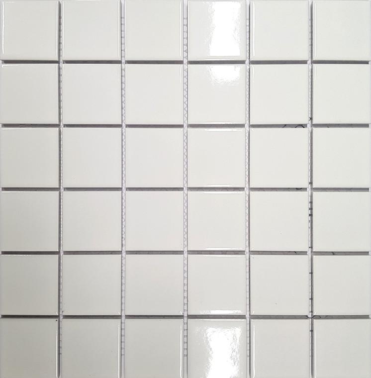 White Gloss 48mm