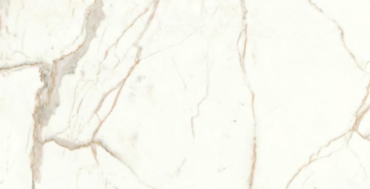 Marvel Shine Calacatta Prestig Polished Marble Finish 37.5x75
