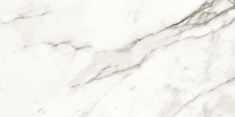 Marvel Shine Statuario Supremo Polished Marble Finish 37.5x75
