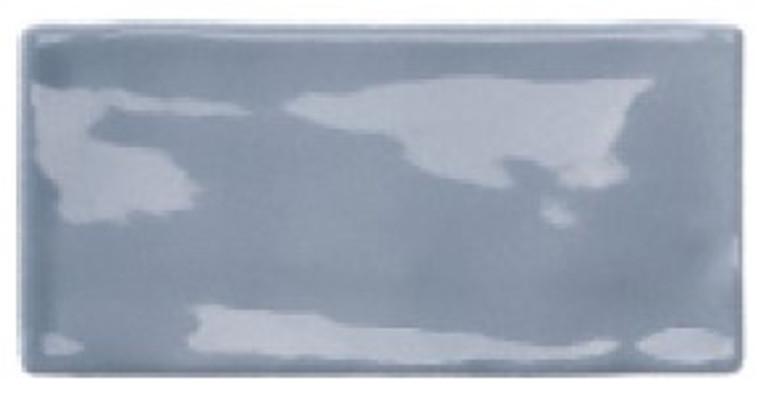 Luxe Sea Blue Gloss 7.6x15.2