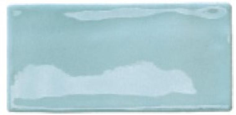 Luxe Sky Blue Gloss 7.6x15.2