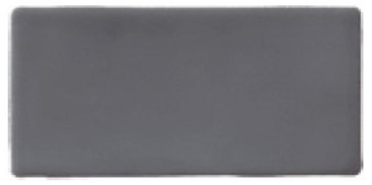Luxe Smoke Grey Matt 7.6x15.2