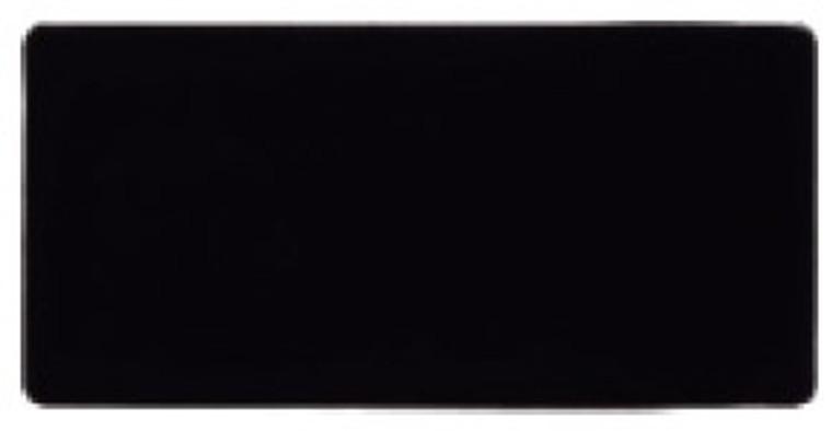 Luxe Black Matt 7.6x15.2