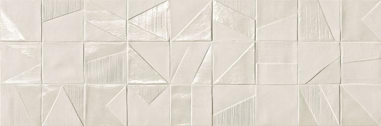 MAT&MORE Domino White 25x75
