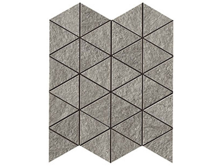 Klif Grey Triangle Mos 28.5x33