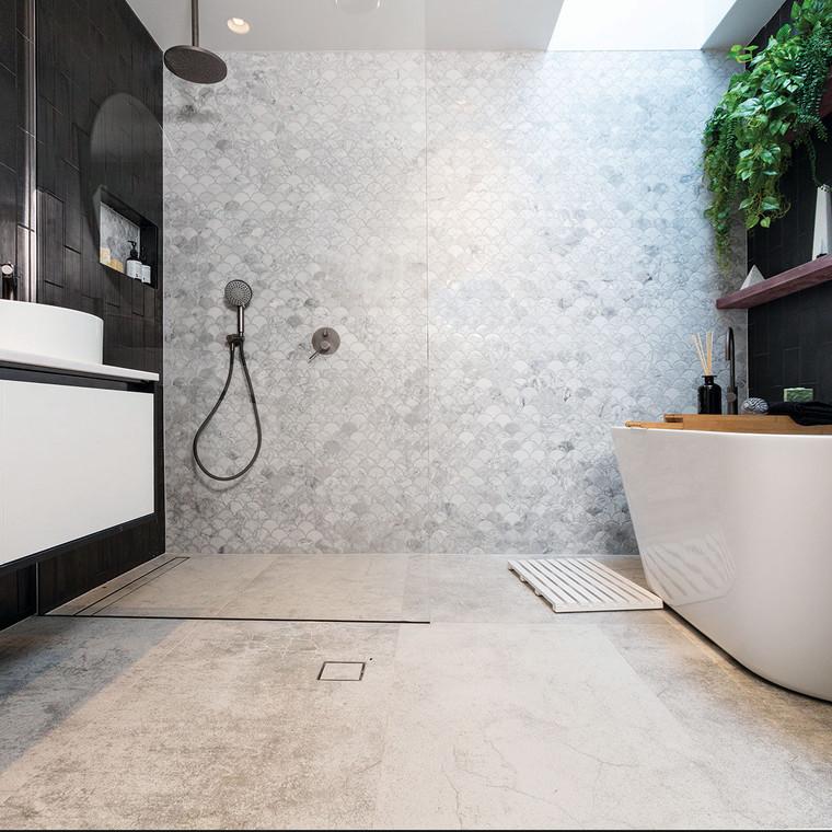 Concrete White 60x120