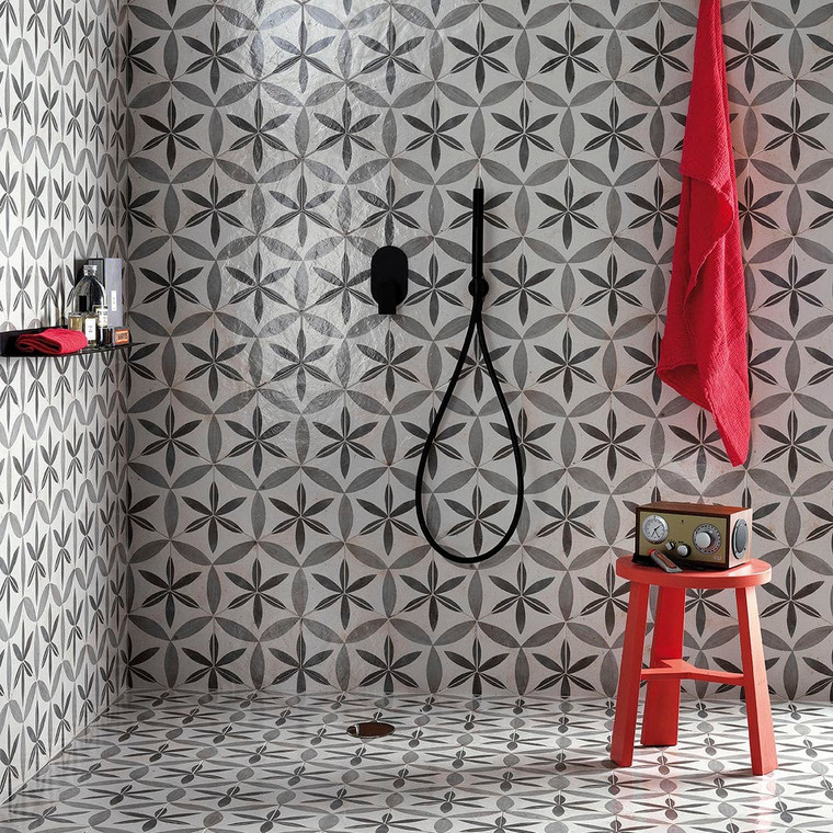 Firenze Deco Fiore Hex Gloss