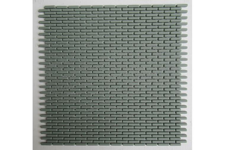 Mini Brick 106 Green Matt