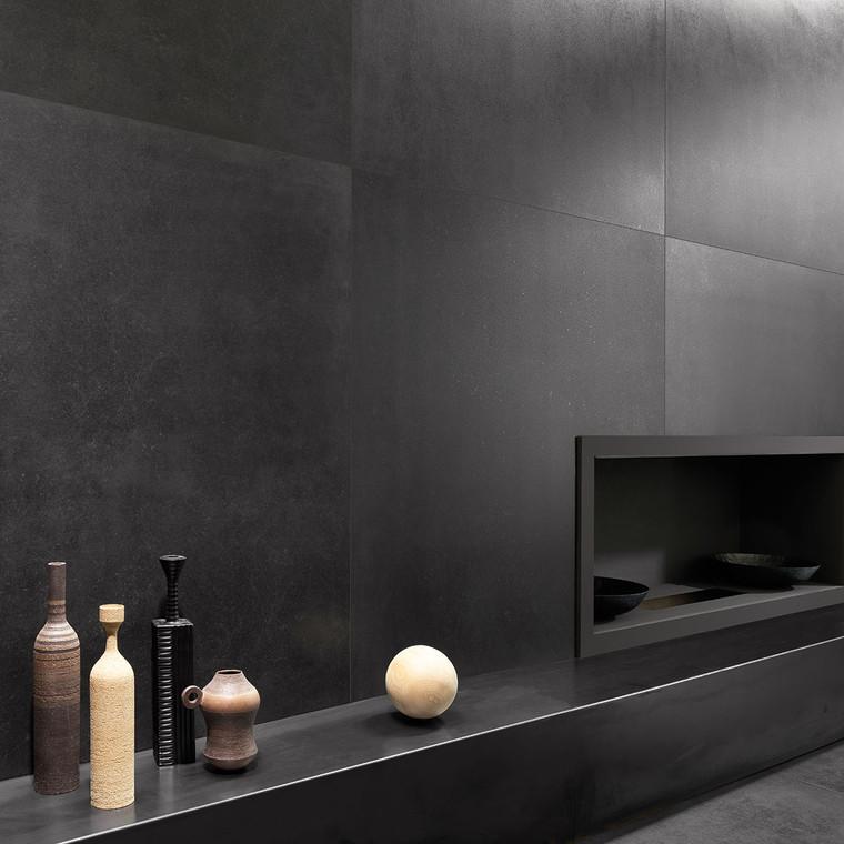 Icone Noir Matt 60