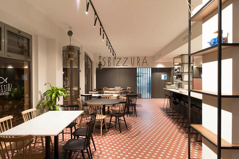 floor - cafe