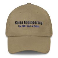 Sales Engineering Classic Dad Cap