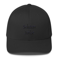 Solution Junkie - Structured Twill Cap