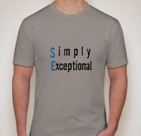 Simply Exceptional Crew Neck