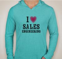 I love Sales Engineering