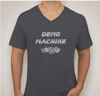Demo Machine - sales engineer swag