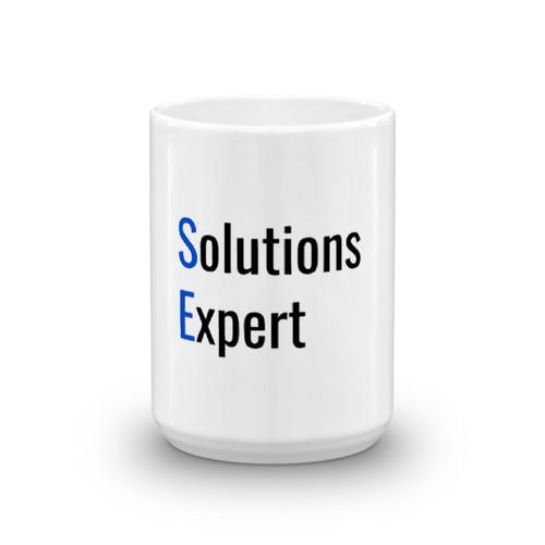 Solutions Expert Mug