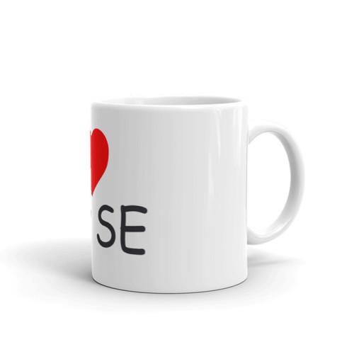I love My SE - Mug
