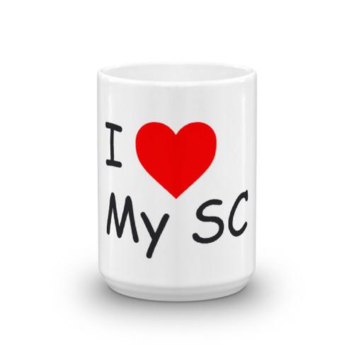 I love my SC - Mug