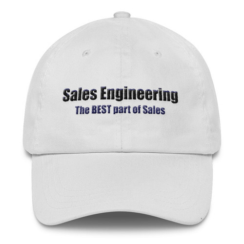 Sales Engineering Classic Dad Cap