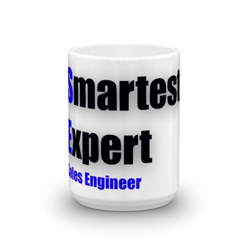 Smartest Expert Mug