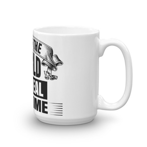 Saving the World Mug for Sales Engineers