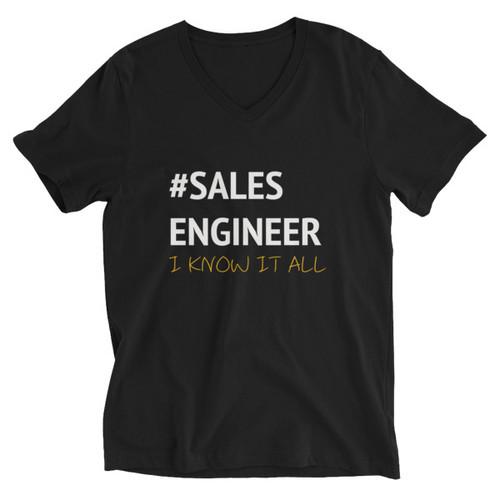 SE - I know It All V-Neck T-Shirt