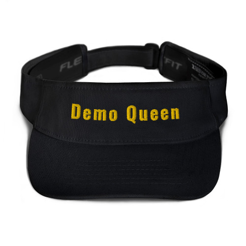 Visor - Demo Queen