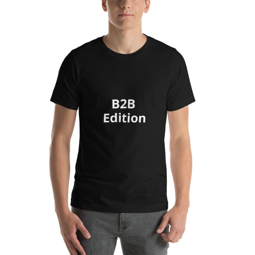 Short-Sleeve Unisex T-Shirt - B2B Edition