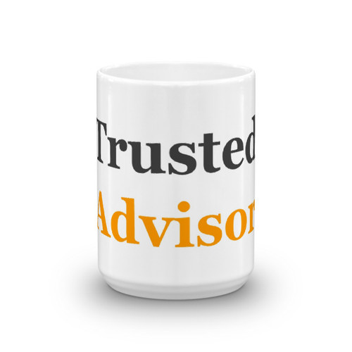 Trusted Advisor Mug