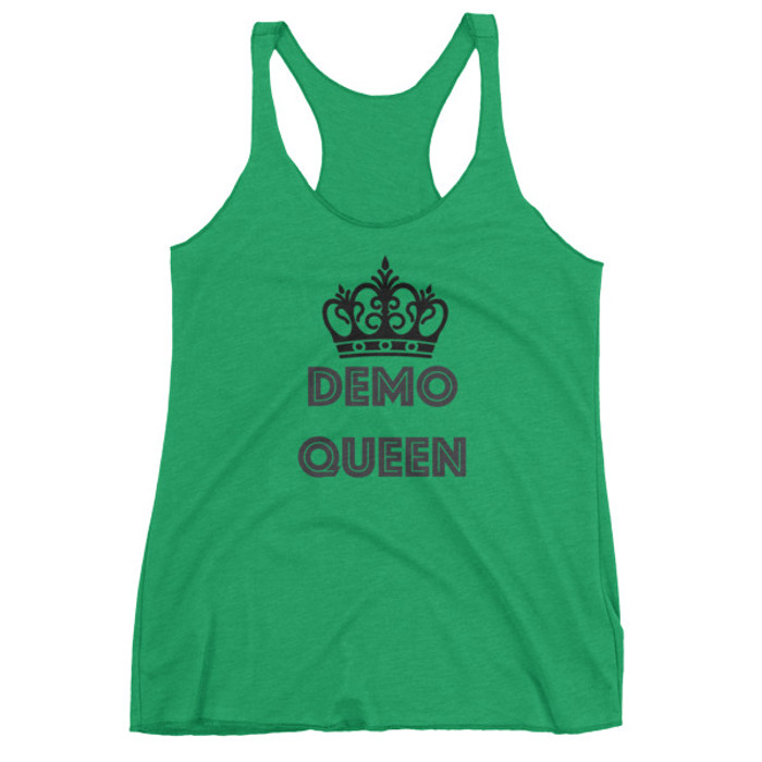 Women's tank top - Demo Queen