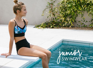 Introducing the Junior Swimwear Collection