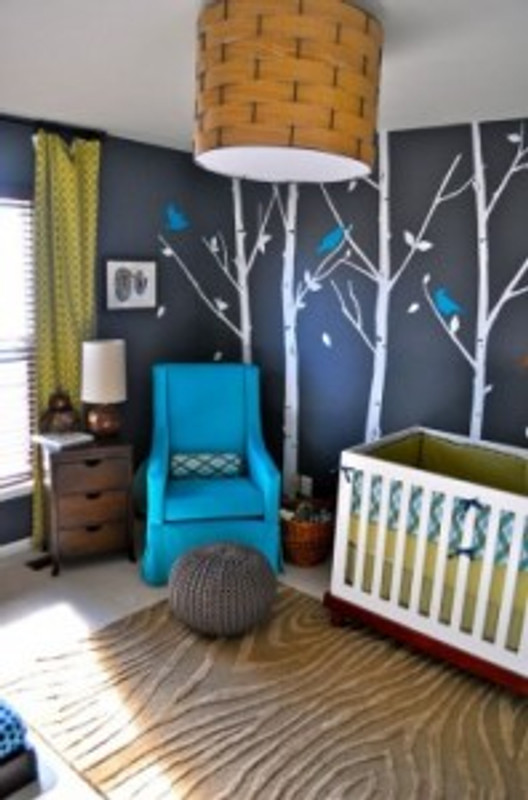 Top Baby Room Decorating Ideas - HAPARI