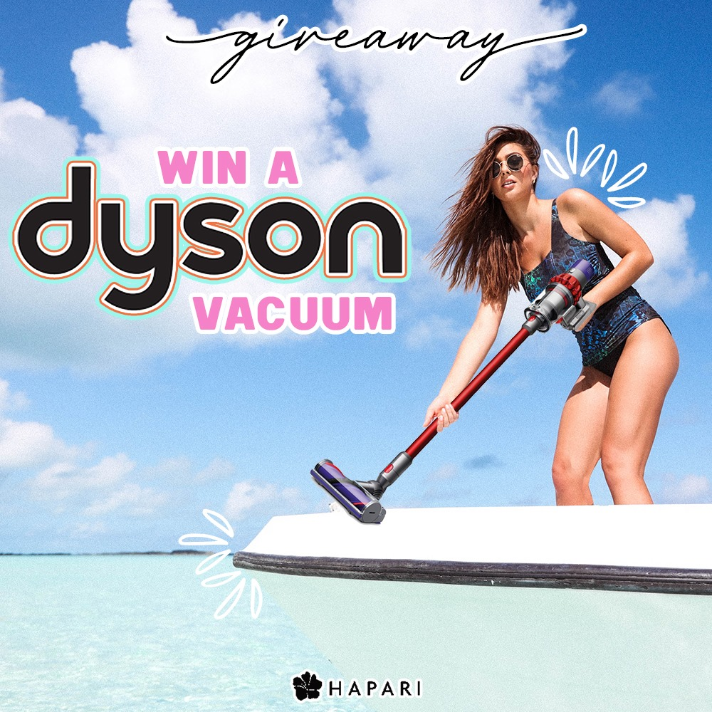 Dyson Vacuum Fall Giveaway