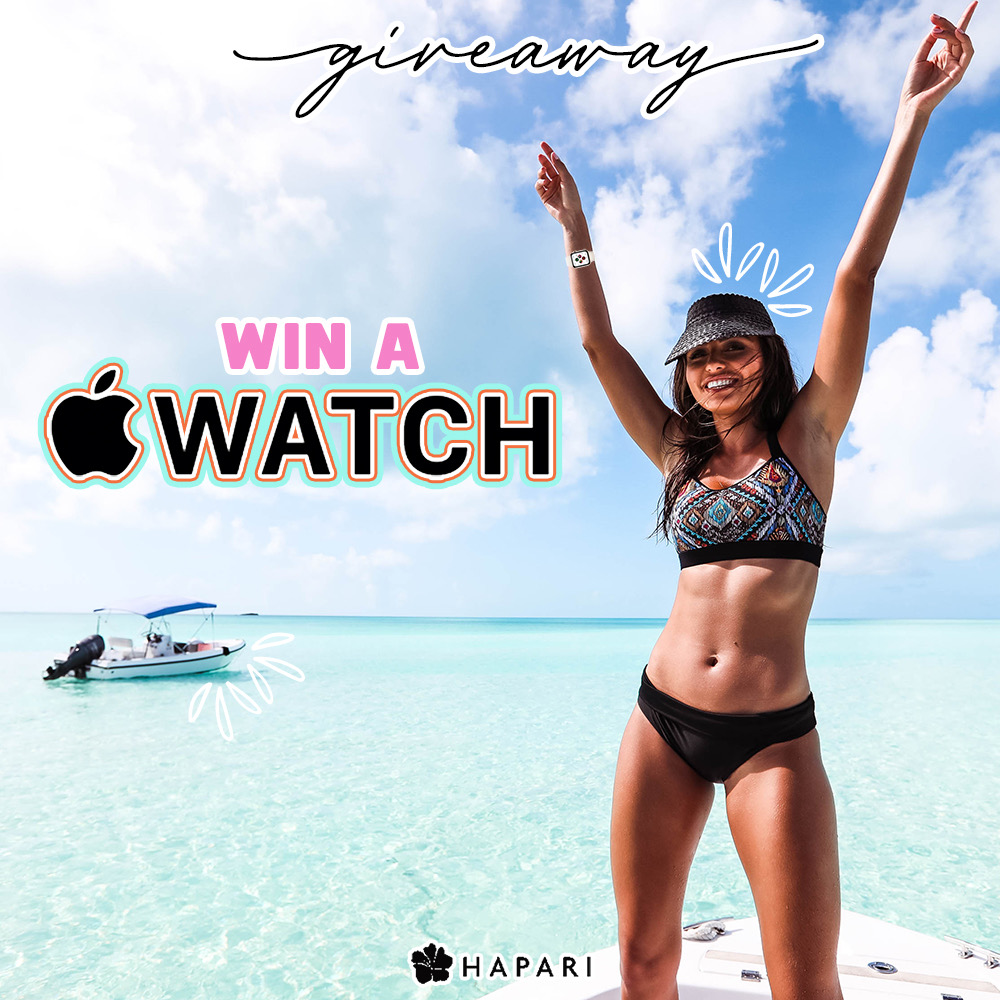 Apple Watch Fall Giveaway