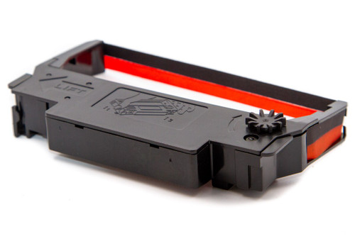 ERC-30/34/38 RED/BLACK Cartridge Ribbon