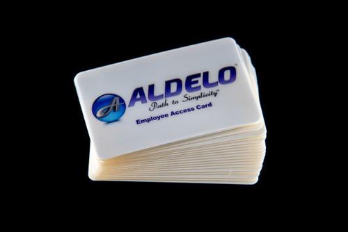 High Quality Aldelo Magnetic Swipe Employee ID Cards