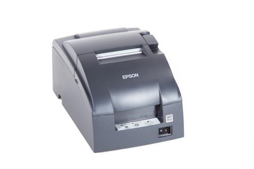 TM-U220B Receipt Printer, Color: Dark Grey with Auto Cutter C31C514667