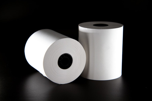 3 1/8″ X 230′ Thermal Receipt Paper Rolls - 10 Rolls