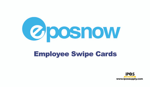 Epos Now POS - Magnetic Swipe Employee ID Cards  (10 Pack) - NEW