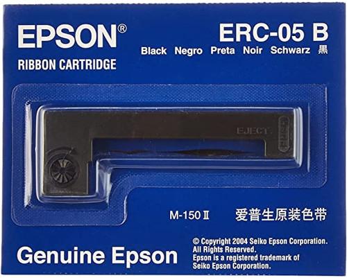 Genuine Epson ERC-05B Black Ribbon for M-150 II Dot Matrix printer