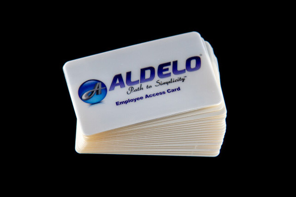 Aldelo POS - Employee Access Magnetic Swipe Cards (10 Pack) High Quality - NEW