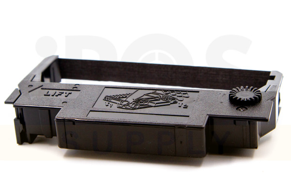 ERC-30/34/38  Cartridge Ribbon (Box Of 6) - BLACK