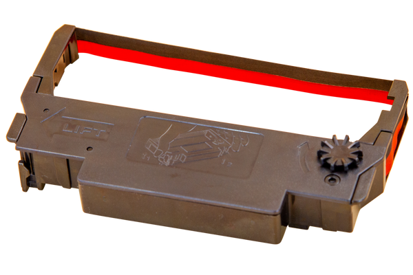 ERC38 RED/BLACK Ink Ribbons For Epson TM-U220 Printers
