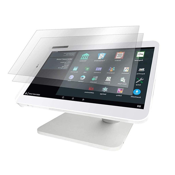 """Clover Station 2.0 Tempered Glass 14"""" Screen Protector"""